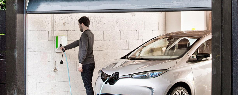 Ayudas instalación punto de recarga vehículo eléctrico