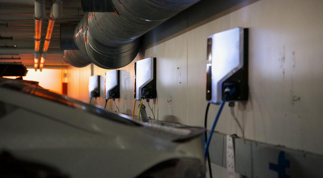 Wallbox empresas electricos
