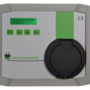 POLICHARGER IN – Socket –  Control Dinámico de Potencia