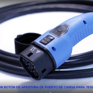 POLICHARGER PRO con protecciones eléctricas y manguera – Control Dinámico de Potencia